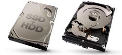 Recuperación de disco duro SSHD 4TB Seagate