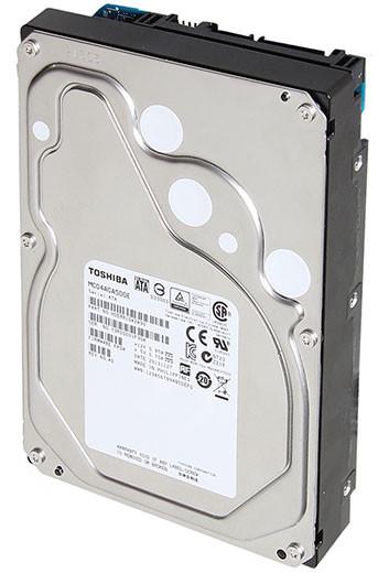 Recuperar Datos Disco Duro Toshiba 5TB